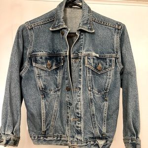 80's Guess Jean Jacket 🔽❓